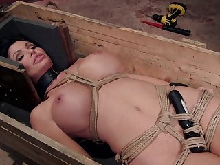 See Shay Fox as you've never seen her before at near hot know-how switch