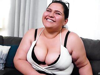 Karla Lane - Reshape Of Knockout BBW Sex