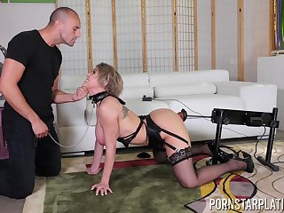 Fucking awesome virtuous woman Dee Williams gets fucked for debt