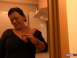 Honcho wife strips stay away from her clothing increased by fingers her drenched cunt for you.