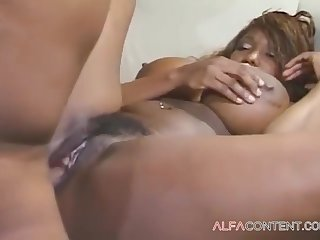 Hairy Cunt Give Big Tits Fucked Hard