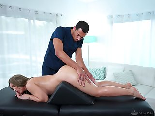 Elegant mature hard fucked in a uncompromisingly strong XXX simulate