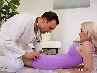Married Katie Monroe cheats with a new age psychic reader