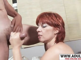 Frail Mother In Enactment Calliste Gets Nailed Good Teen Friend