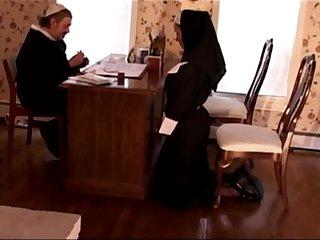 naughty nun - Christina porter