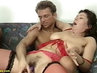 Real Chubby Anal House Fillet