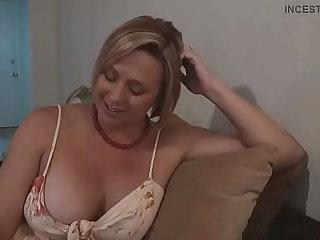 Step Mom Confesses That She Likes Heeding Son Masturbate - Brianna Run aground Bushwa Ninja