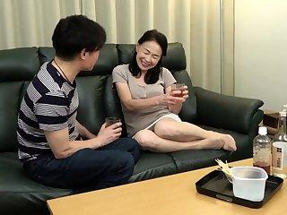 Mature asian chicks sucking cock