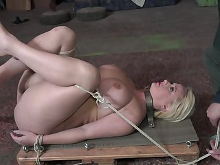 Foremost time bondage and maledom at come up to time