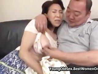 Japanese Stepmom Caught Fap By Not Stepson