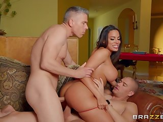 Serious anal and pussy action be required of the big ass amateur wife